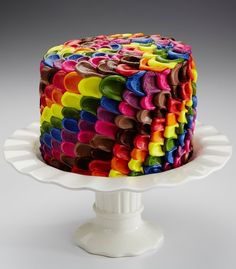 This Cake Is Colored with Vegetables, Not Red Dye 40 — Food News | The Kitchn