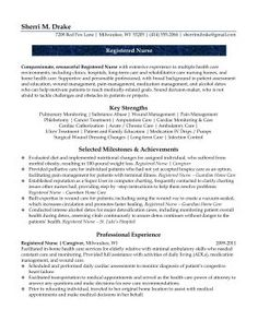 registered nurse sample resume for someone who has a gap as a caregiver how to