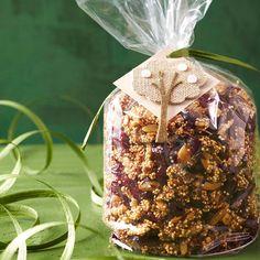 Simple Christmas Food Gift Bag