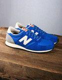 New Balance U420 Trainers - Blue
