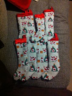 All in a days work Day Work, Christmas Stockings, Holiday Decor, Home Decor, Needlepoint Christmas Stockings, Decoration Home, Room Decor, Christmas Leggings, Home Interior Design