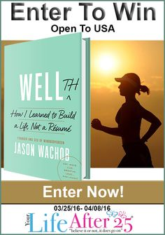 Enter @YourLifeAfter25's Build A Life - #WELLTH Book Giveaway! ad