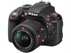 Funciones Nikon D3300