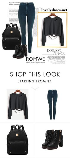 """""""Untitled #102"""" by anelaa1923 ❤ liked on Polyvore featuring Topshop"""