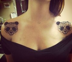 panda tattoo - Google Search