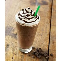 Starbucks Java Chip Frappuccino <3