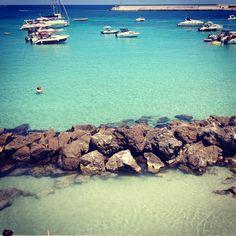 Otranto plage, Italia // Life is a DIY // blog lifestyle