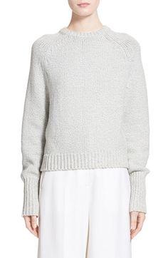 Alexander Wang Wool Blend Crewneck Sweater $269.98 #Reviews #prett #WomensClothing