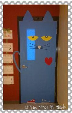 pete the cat decoration - Google Search