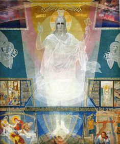 Vatican, Sf, 1 Mai, Paintings, Vatican City, Painting, Draw, Portrait, Resim