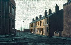 Stuart Walton  Dixon Street, Castleford, 1971