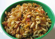Jhaal Muri (Spicy Puffed Rice)