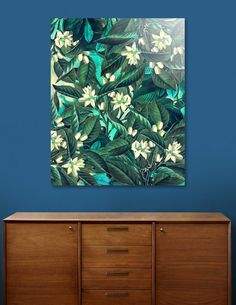 Discover «flowers 25», Numbered Edition Aluminum Print by Justyna Jaszke - From $59 - Curioos