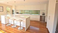 Kitchens By Emanuel Ocean Foam