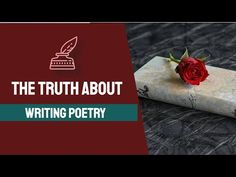The Truth About Writing Poetry a.k.a. An Opinion - YouTube Writing Poetry, Creative Outlet, Poems, Youtube, Blog, Poetry, Verses, Blogging, Youtubers