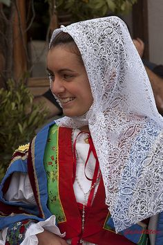 Sardinia: traditions. Belvì