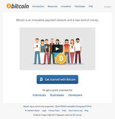 Twitter Bitcoin.org felhívás
