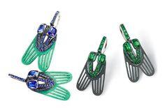 Buzzworthy Jewels: Hemmerle 'Fly' Earrings | Jewels du Jour