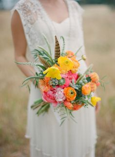 Ojai Wedding Inspiration from Bash, Please + Bryce Covey Photography  Read more - http://www.stylemepretty.com/2013/07/30/ojai-wedding-inspiration-from-bash-please-primary-petals-bryce-covey-photography/