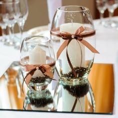 Wedding Centerpieces Summer Candles New Ideas Candle Wedding Centerpieces, Wedding Decorations, Graduation Centerpiece, Simple Centerpieces, Centrepieces, Centerpiece Ideas, Decor Wedding, Wedding Dinner, Diy Wedding