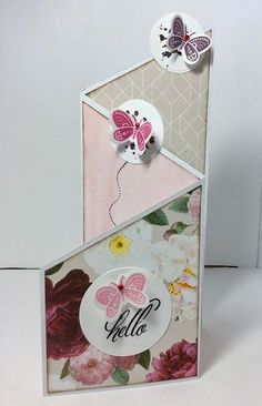 This Live Beautifully card by Kelly C Brandt