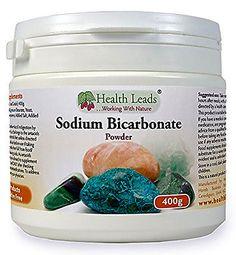 Pure Sodium Bicarbonate (Food Grade) 400g - Additive Free   http://www.ebay.co.uk/itm/Pure-Sodium-Bicarbonate-Food-Grade-400g-Additive-Free-/152476661828?hash=item2380513844:g:MoAAAOSwsW9YzSea