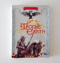 JRR Tolkien's War in Middle Earth Ed. española (El Señor de los Anillos) AMSTRAD