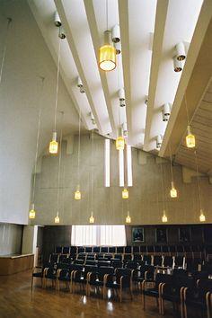 Seinäjoki Cityhall interiör