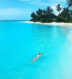 The Maldives Islands | Irufushi Island