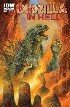 Godzilla in Hell 2 - A full review on Wicked Horror!