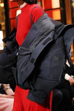 Vetements Spring 2017 Menswear Fashion Show Details