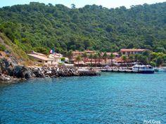 Hyères: Port-Cros (© J.E)