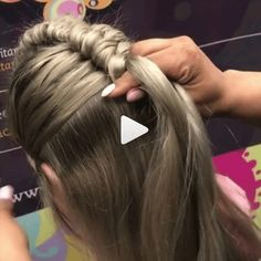 Unsere Top 7 Flecht-Quickies von 2018 – Tutorial Per Capelli Braided Hairstyles Tutorials, Box Braids Hairstyles, Rope Braid Tutorials, Braided Hairstyles For Short Hair, Short Hair Braids Tutorial, Girl Hairstyles, Hairstyles 2016, Hairstyle Ideas, Viking Hair