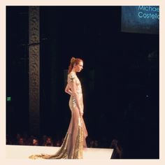 Glamour on the Catwalk!