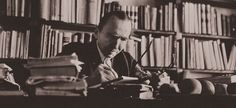 Nikos Kazantzakis was born on February and was one of the most influential Greek writers. His works became known globally after their onscreen adaptation, like Zorba the Greek, The. Zorba The Greek, Great Thinkers, Heraklion, Greek Culture, Crete, Freedom, Author, History, Writers