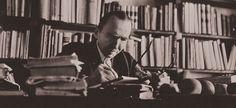 """Nikos Kazantzakis """"Ideologist of freedom"""""""