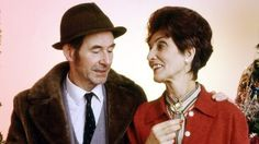 Charlie and Dot Cotton played by Christopher Hancock and June Brown.