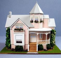 Pink Memories - $350.00 : The Quarter Source, Quarter Inch Scale Miniatures
