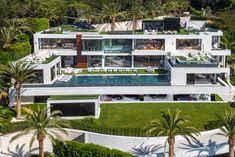 250 millions $ La villa de Bel Air, la maison la plus chère des Etats-Unis !