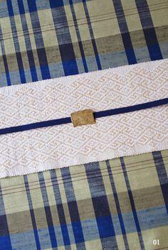 -メコンの国の手織り布- PONNALET