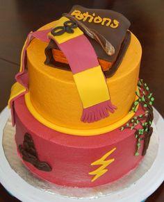 harry potter cake 23