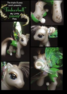 MLP Custom Tinkerbell by saeriellyn.deviantart.com on @deviantART