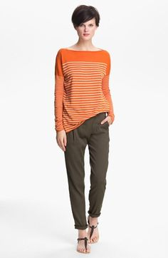 Vince Stripe Sweater available at #Nordstrom