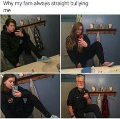 Family y u do dis