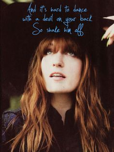 """Florence + The Machine - """"Shake It Out"""""""