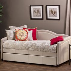 Found it at Wayfair.ca - Jasmine Daybed with Trundle