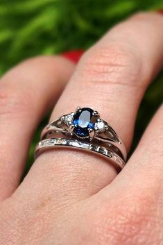 Magnificent Sapphire Engagement Rings ★ See more: https://ohsoperfectproposal.com/sapphire-engagement-rings/ #engagementring #proposal #UniqueEngagementRings