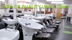 Salon Equipment Centre Showroom  WATCH OUR VIDEO NOW!
