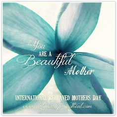 International Bereaved Mothers Day #pregnancyloss