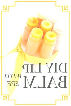 DIY Lip balm with spf - Suncare Spf Lip Balm, Natural Sunscreen, Sun Care, The Balm, Lips